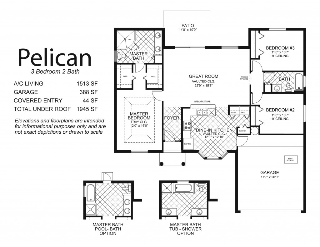 Pelican floor plan.ai