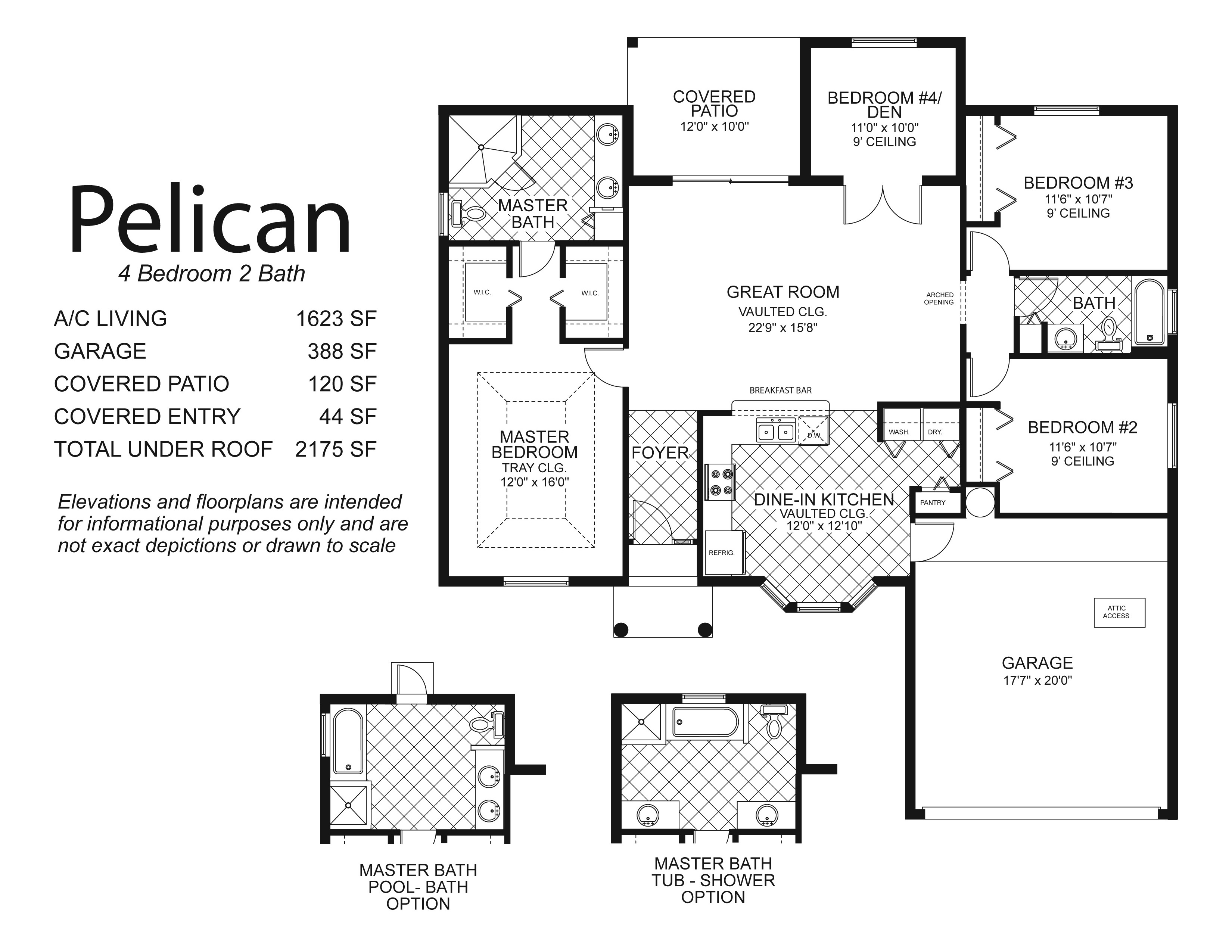 4 bedroom floor plans floorplans 764
